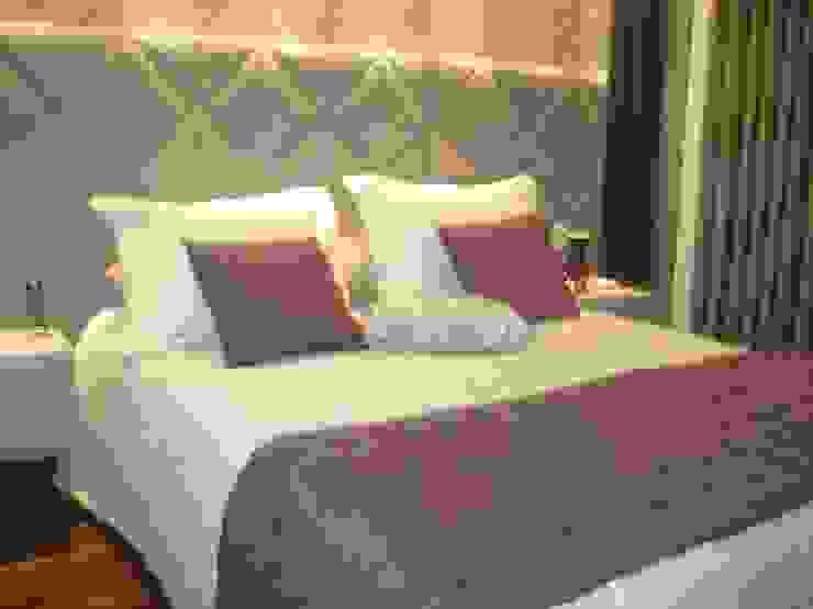 Modern style bedroom by Das Haus Interiores - by Sueli Leite & Eliana Freitas Modern