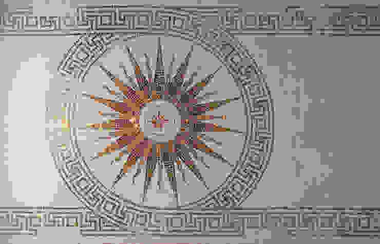 Mosaic floor Mosaico3M Classic style walls & floors