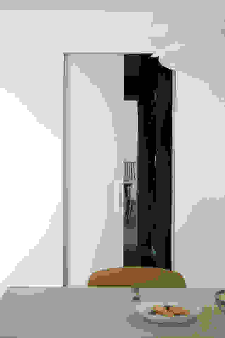 압구정 한양아파트 스칸디나비아 창문 & 문 by 샐러드보울 디자인 스튜디오 북유럽