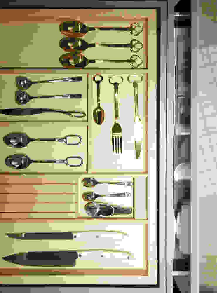 압구정 한양아파트 스칸디나비아 주방 by 샐러드보울 디자인 스튜디오 북유럽