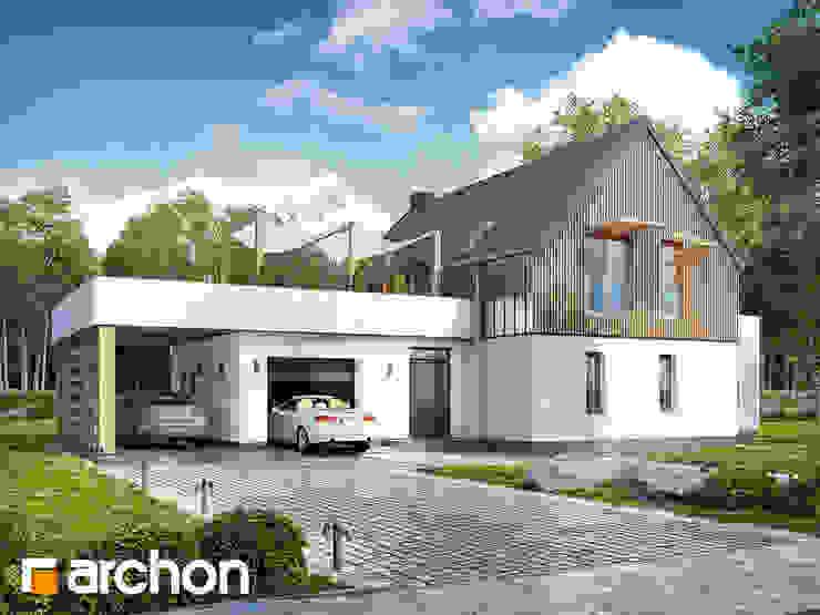Projekt: Dom w batatach od ARCHON+ PROJEKTY DOMÓW