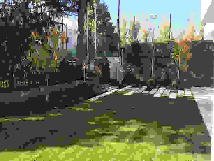Jardín privado Jardines de estilo moderno de Irati Proyectos Moderno