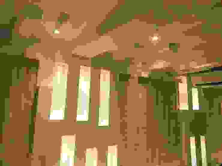 RESIDENTIAL INTERIOR, MYSORE. (www.depanache.in) Modern gym by De Panache - Interior Architects Modern MDF