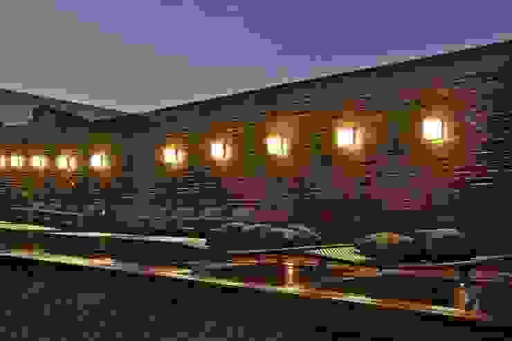 Casa Cor Minas 2011 | Deck Externo por Piacesi Arquitetos Moderno