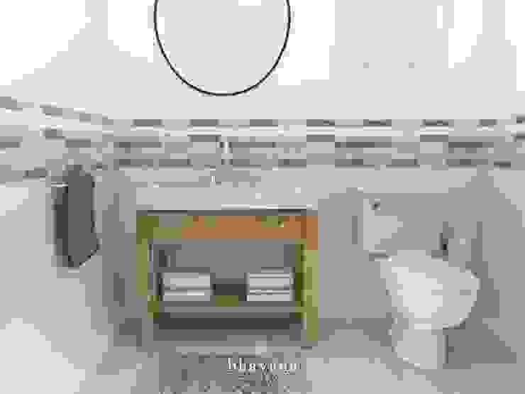 Bathroom by Bhavana, Scandinavian