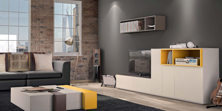 Salas de estar Living rooms www.intense-mobiliario.com Cookie http://intense-mobiliario.com/product.php?id_product=3657 por Intense mobiliário e interiores; Moderno