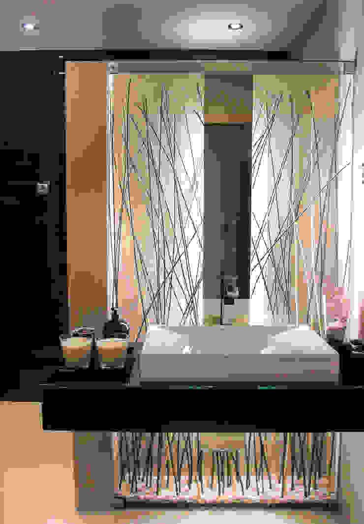 WC Social - Moradia Casas de banho minimalistas por Andreia Alexandre Interior Styling Minimalista