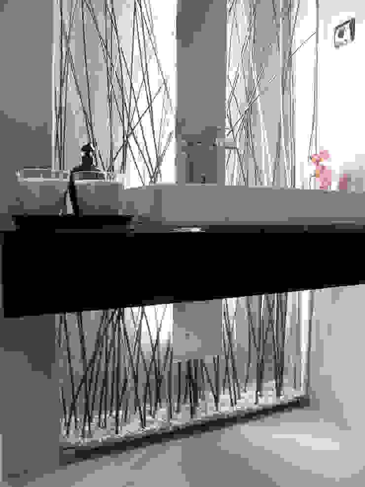 WC Social – Moradia Casas de banho minimalistas por Andreia Alexandre Interior Styling Minimalista