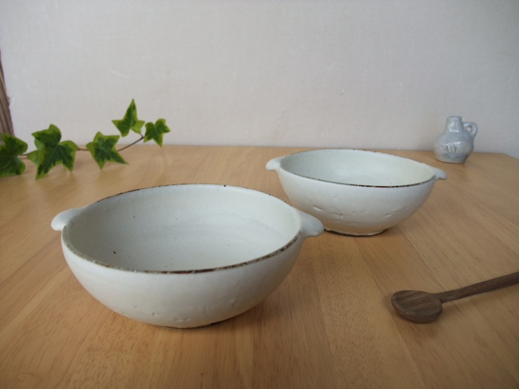 小鉢 モダンな キッチン の kamiyama-工房 モダン セラミック