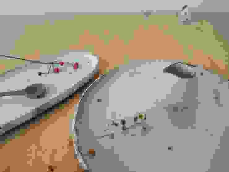 ぱん皿&さかな皿 モダンな キッチン の kamiyama-工房 モダン セラミック