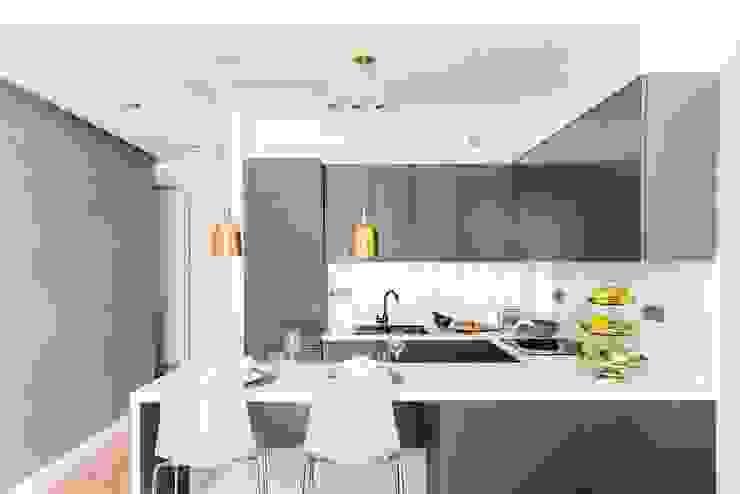 Кухня в стиле лофт от Decoroom Лофт