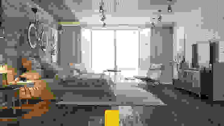 Bedroom by Penintdesign İç Mimarlık