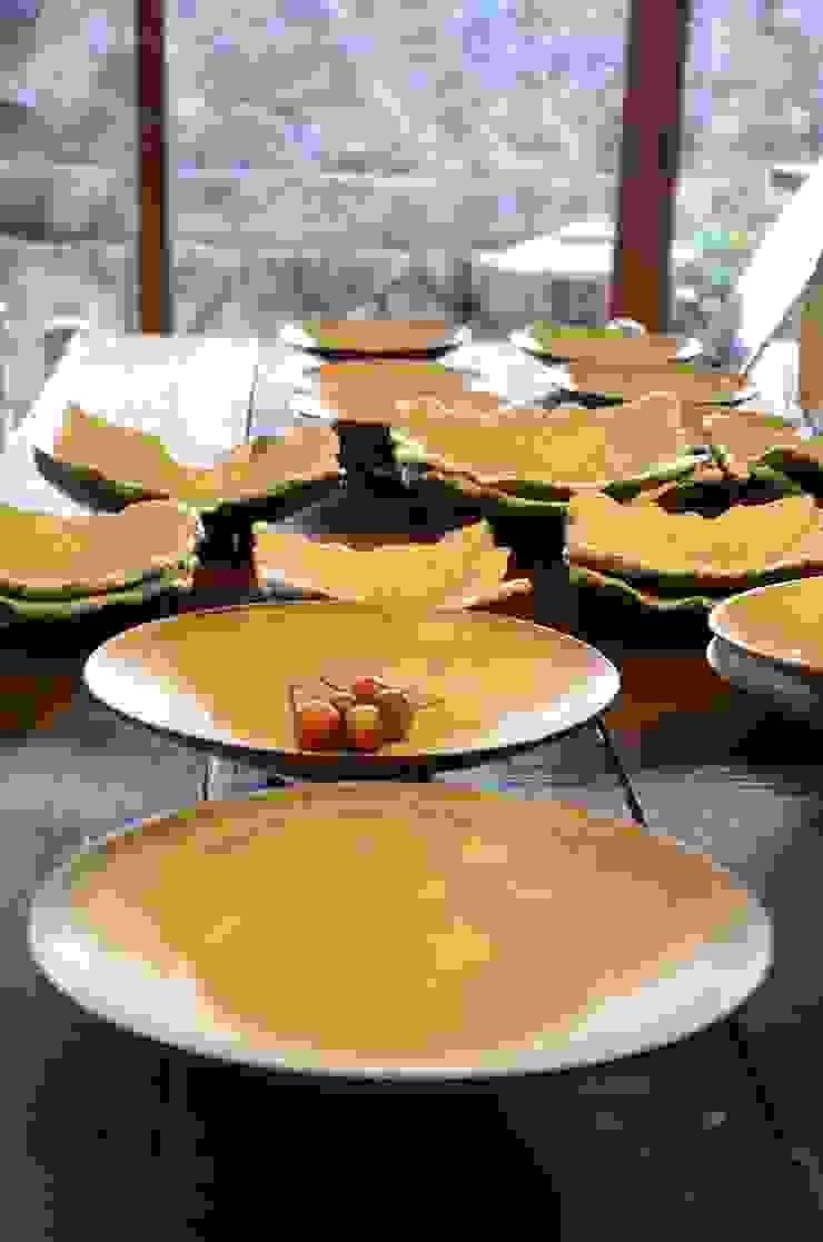テーブルウエア: nobuhito nakaokaが手掛けた折衷的なです。,オリジナル