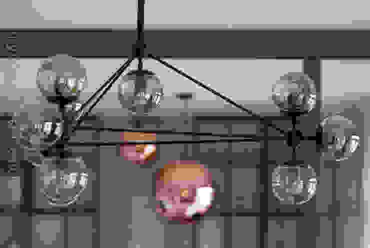 Salones de estilo ecléctico de Loft Factory Ecléctico