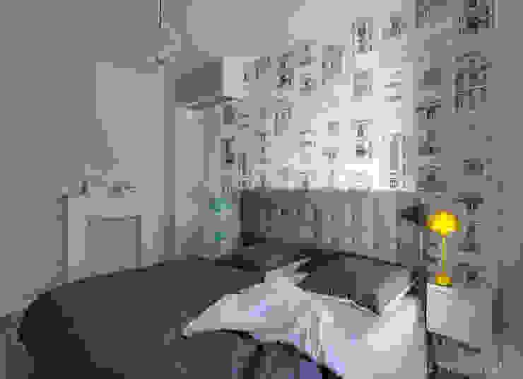 Dormitorios de estilo ecléctico de Loft Factory Ecléctico