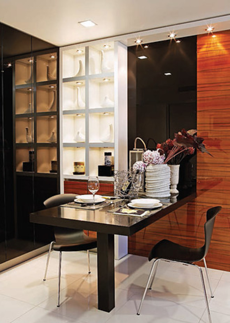 APARTAMENTO EXPO Cozinhas modernas por Artica by CSS Moderno