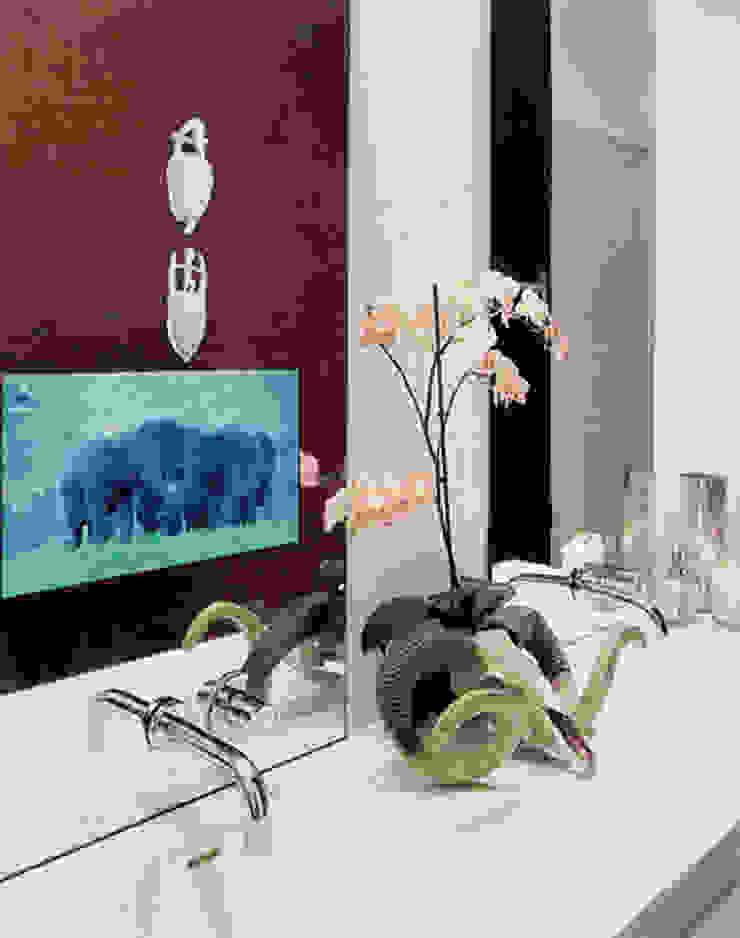 APARTAMENTO AVENIDA Casas de banho modernas por Artica by CSS Moderno
