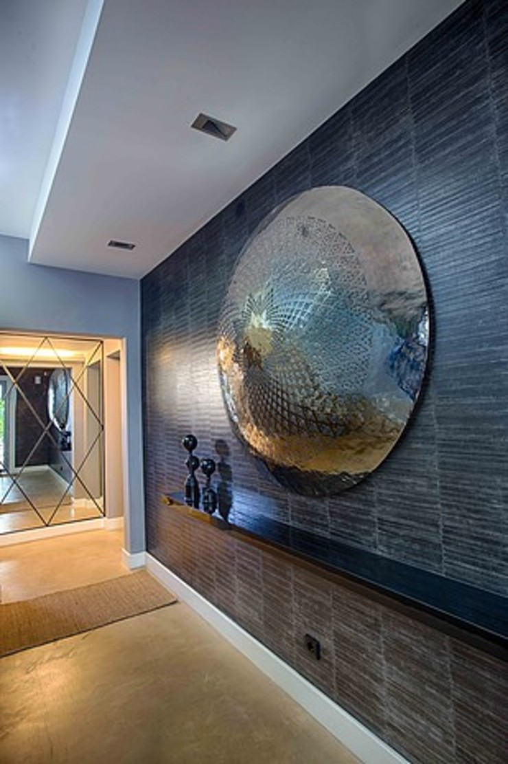 Modern Corridor, Hallway and Staircase by Artica by CSS Modern