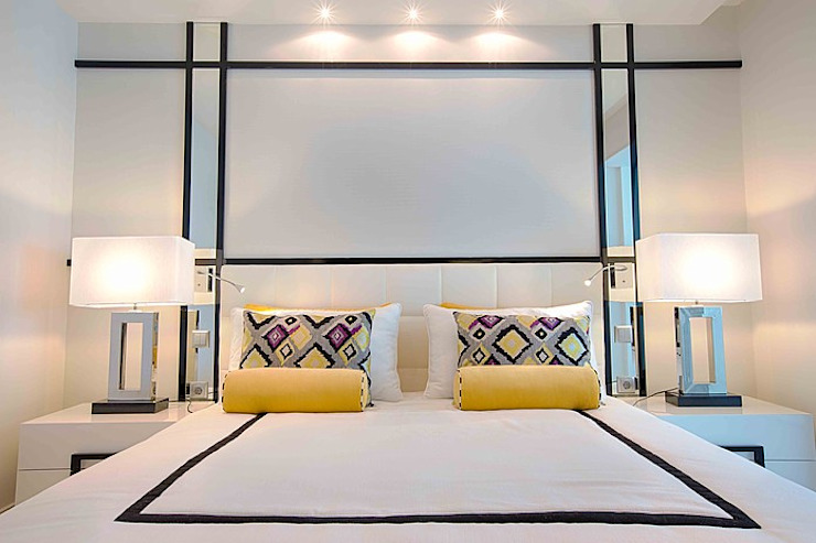 Modern style bedroom by Artica by CSS Modern