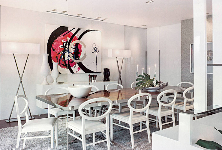 Modern dining room by Artica by CSS Modern