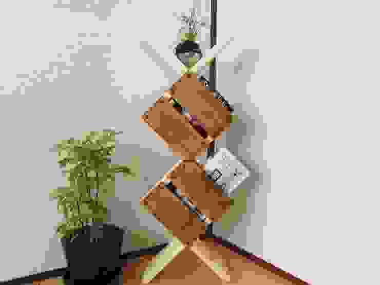 マルチラック: 作房和樂(サボウワラク)が手掛けた折衷的なです。,オリジナル