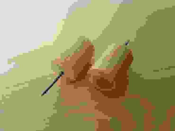 木の壁掛け小引出し【ミニ】: 作房和樂(サボウワラク)が手掛けた折衷的なです。,オリジナル
