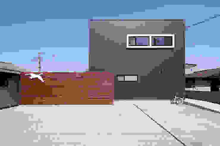 多々良沼の家 モダンな 家 の 空間設計室/kukanarchi モダン