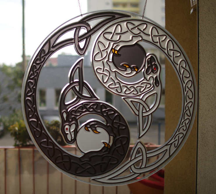GAWITR Windows & doors Window decoration Plastic