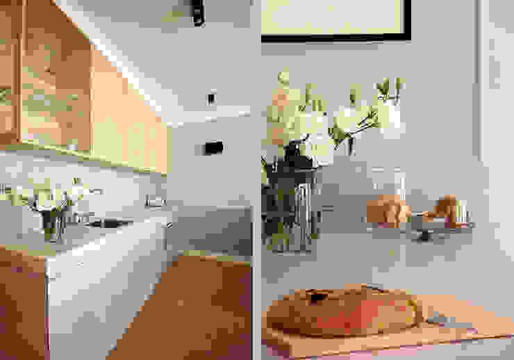 Kitchen by Kołodziej & Szmyt Projektowanie wnętrz