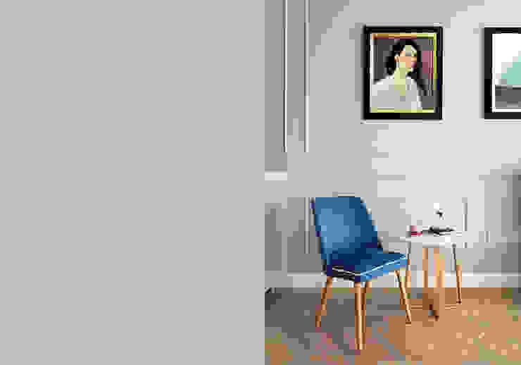 Living room by Kołodziej & Szmyt Projektowanie wnętrz