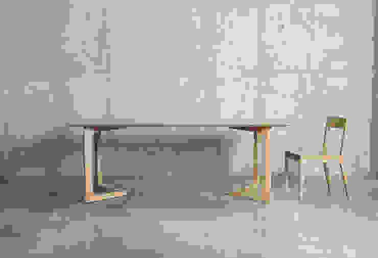 테이블 / wedge table: JEONG JAE WON Furniture 정재원 가구의 현대 ,모던