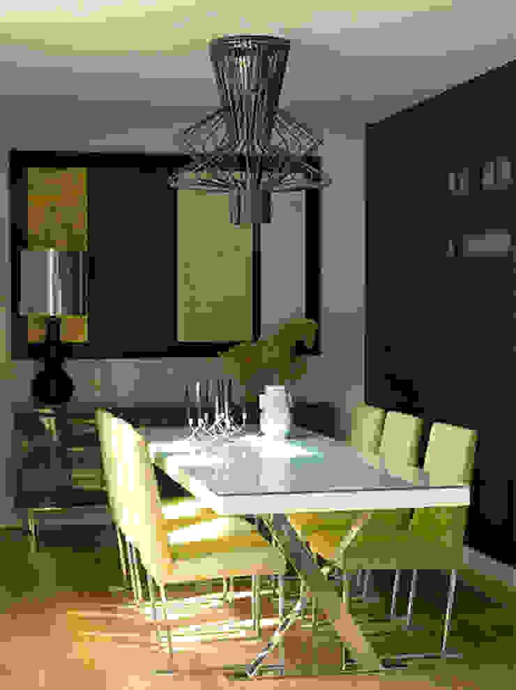 APARTAMENTO LAPA Salas de jantar modernas por Artica by CSS Moderno