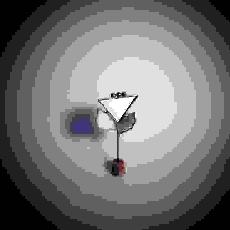 冬の野花シリーズ: elementaが手掛けたスカンジナビアです。,北欧 ガラス