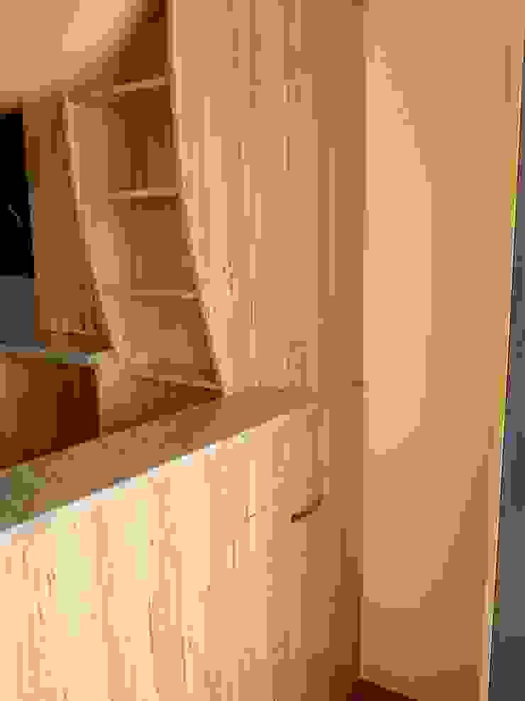 Estructuras madera Estudios y despachos clásicos de Ralfir asociados Clásico