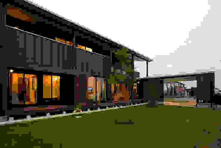 Maisons modernes par 空間設計室/kukanarchi Moderne