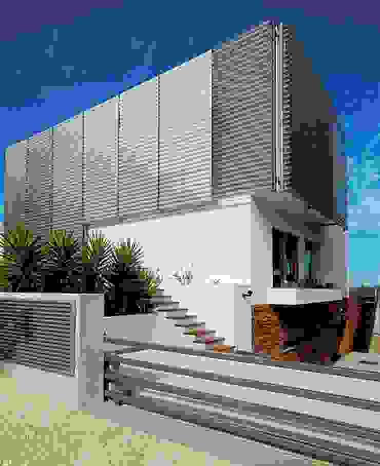 MORADIA TRÓIA Casas modernas por Artica by CSS Moderno