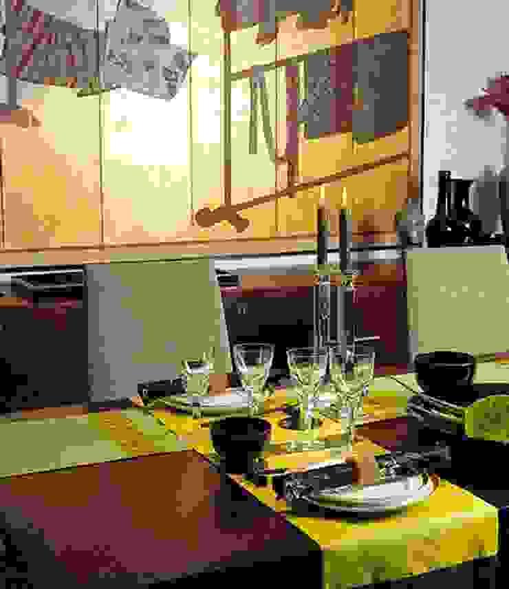 APARTAMENTO ALTO DO PARQUE Salas de jantar clássicas por Artica by CSS Clássico