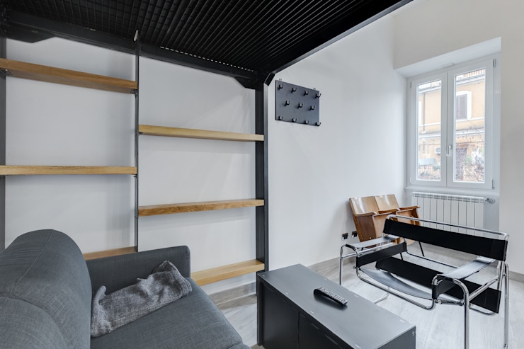 Salas modernas de Luca Tranquilli - Fotografo Moderno
