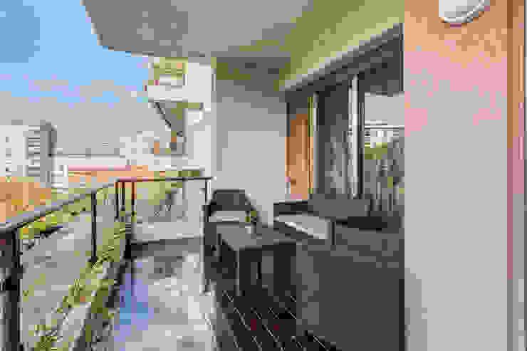 Luca Tranquilli - Fotografo Balcones y terrazas de estilo moderno