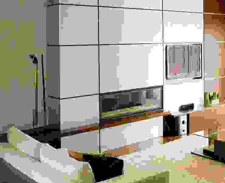 MORADIA BICESSE Salas de estar modernas por Artica by CSS Moderno