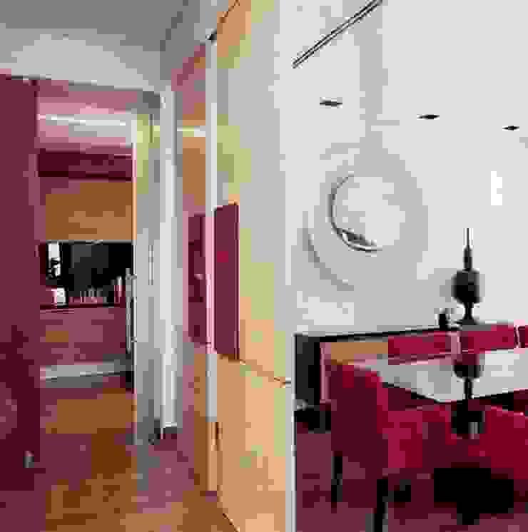 MORADIA BICESSE Salas de jantar modernas por Artica by CSS Moderno