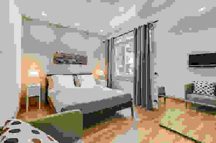 Luca Tranquilli - Fotografo Modern style bedroom