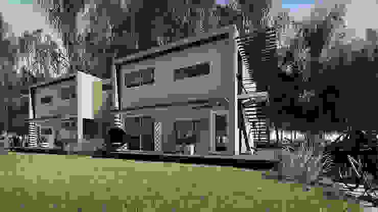 Moderne Häuser von Singular Arquitectura Modern