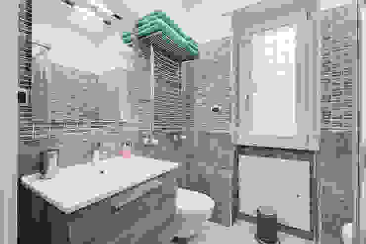 Appartemento Baldo degli Udaldi - Roma Bagno moderno di Luca Tranquilli - Fotografo Moderno