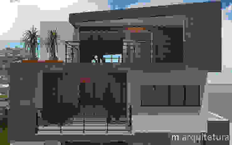 Casas estilo moderno: ideas, arquitectura e imágenes de M Arquitetura Moderno