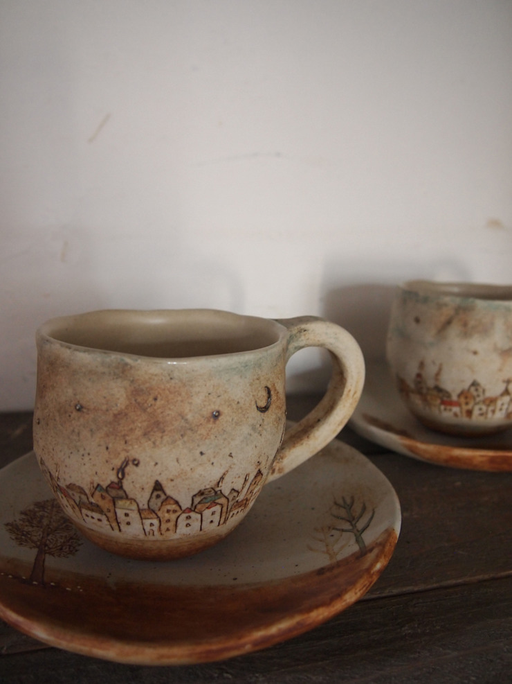 eclectic  by 土の家, Eclectic Pottery