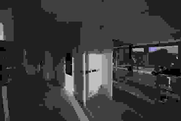 Vivienda Unifamiliar en Atlanterra Comedores de estilo moderno de estudio torre elorduy slp Moderno