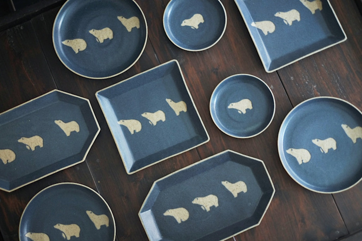 modern  by 苔色工房, Modern Pottery