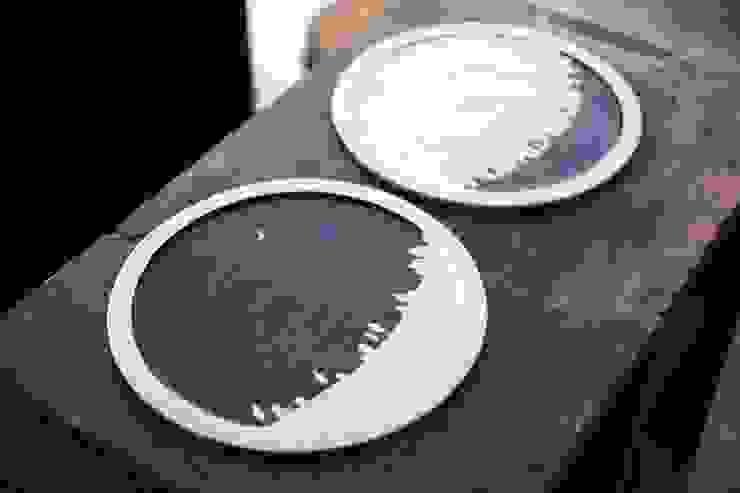 街シリーズ: 苔色工房が手掛けた現代のです。,モダン