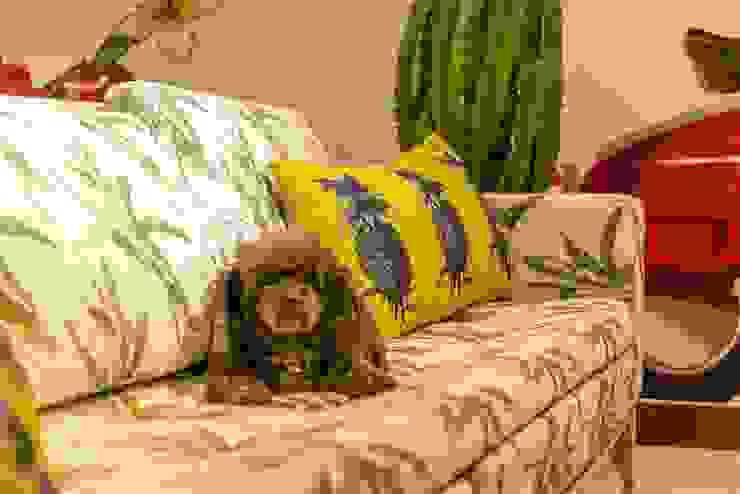 Casas de estilo  por EdVasco Decorações, Tropical